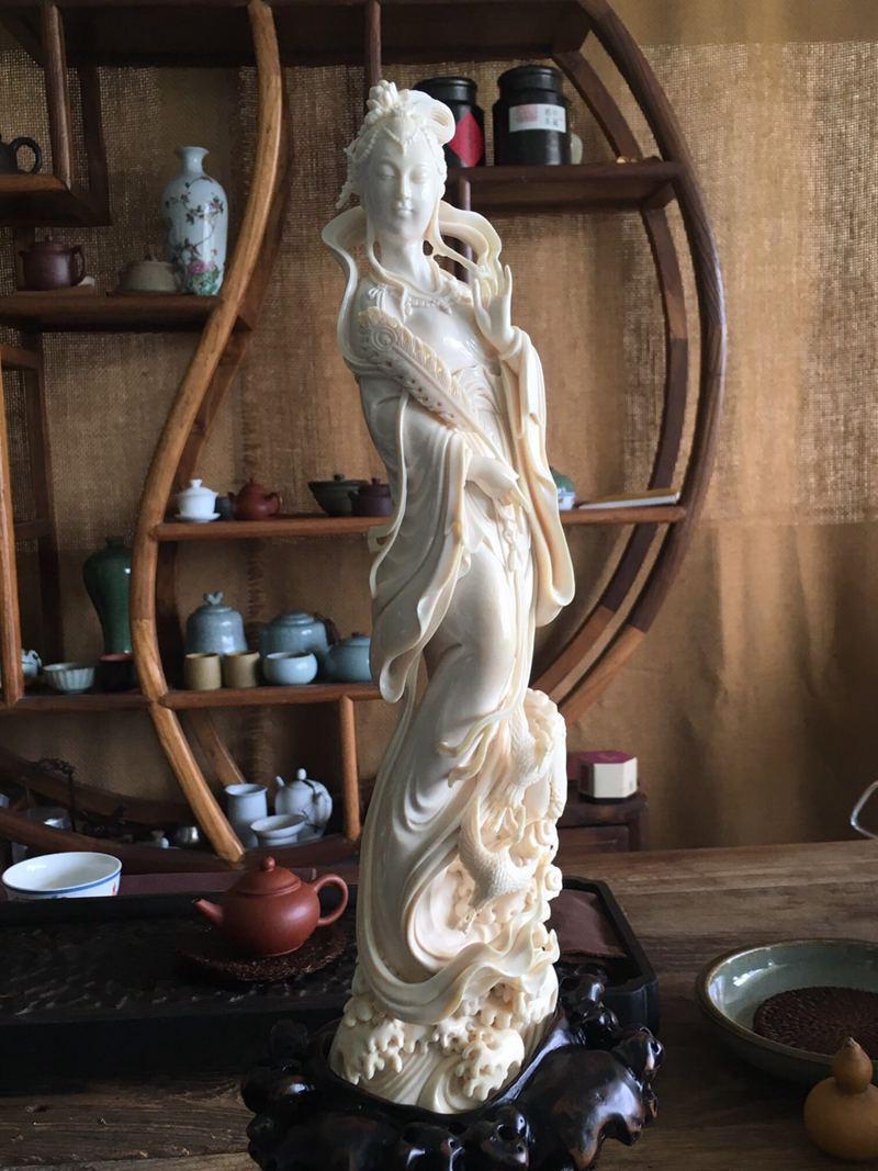 洛水女神——林立阳大师金奖作品